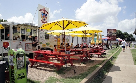 Food Trucks Austin Tx Food