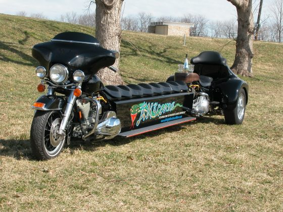 Motorcycle Limo - Harley Davidson Forums