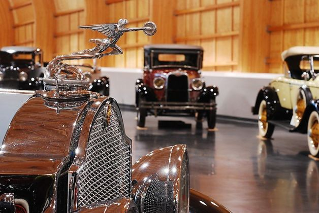 The Luxury Town Cars and Limos of Americas Car Museum