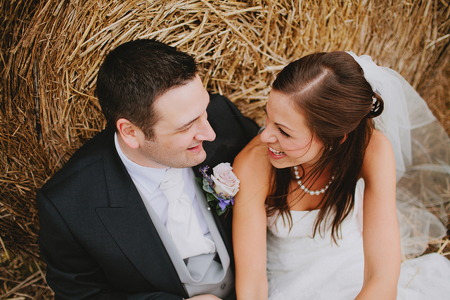 Wedding angle